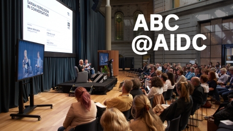 ABC Commercial at AIDC