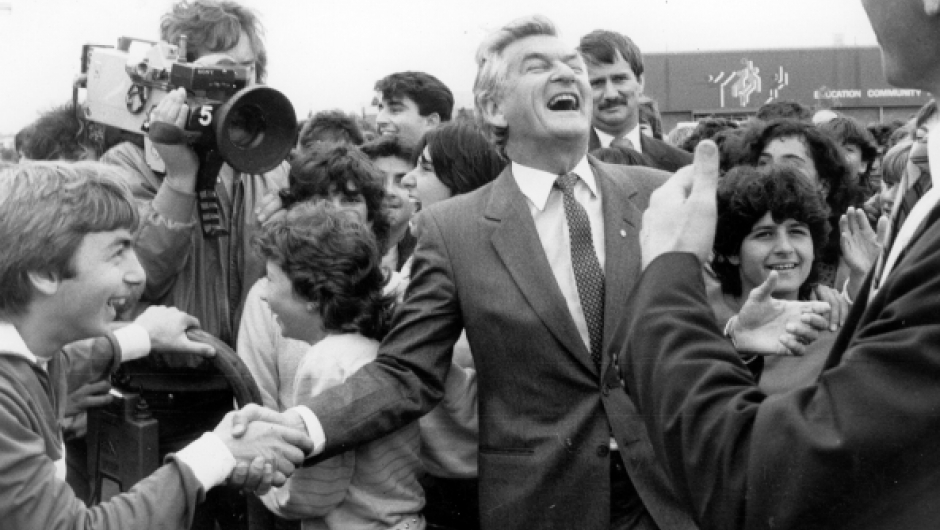Hawke: The Larrikin and the Leader