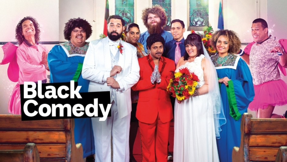 THE NEWEST SEASON OF THE IRREVERENT, MULTI AWARD-WINNING SKETCH COMEDY